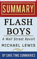 Flash Boys   A Wall Street Revolt PDF