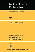 Ordinary and Modular Representations of Chevalley Groups