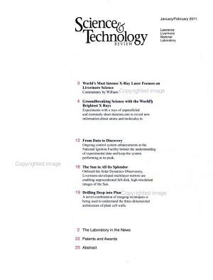 Science   Technology Review PDF