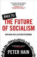 Back to the future of Socialism PDF