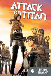 Attack on Titan: Volume 4