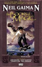 The Books of Magic: Issues 1-4