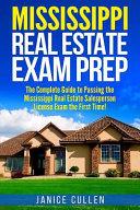 Mississippi Real Estate Exam Prep