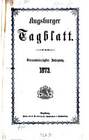 Augsburger Tagblatt PDF