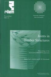 Pro 22 International Rilem Symposium On Joints In Timber Structures Book PDF