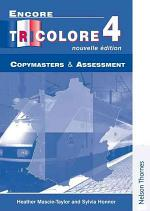 Copymasters and Asessment