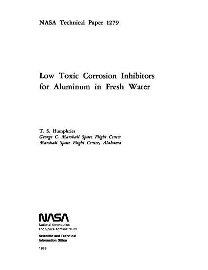 NASA Technical Paper PDF