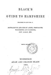 Black's guide to Hampshire