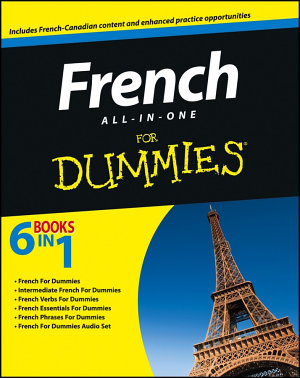 French All in One For Dummies  with CD