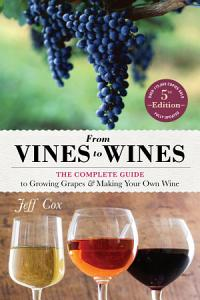 From Vines to Wines  5th Edition Book
