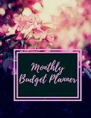 Monthly Budget Planner PDF