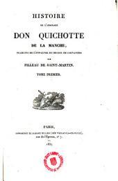 Histoire de l ́admirable Don Quichotte de La- Manche: Volume1