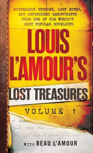 Louis L Amour s Lost Treasures  Volume 1
