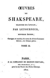 Oeuvres de Shakespeare: Volume2