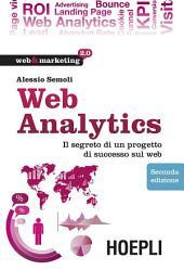 Web Analytics: Il segreto di un progetto di successo sul web