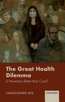 The Great Health Dilemma PDF