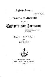 Tartarin von Tarascon. Deutsch von Christian
