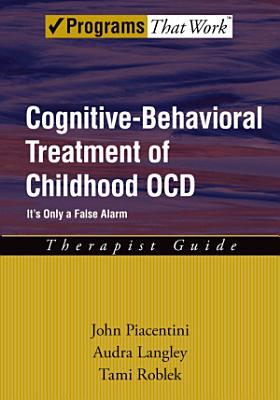 Overcoming Childhood OCD