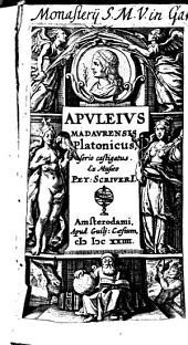 Apuleius castigatus