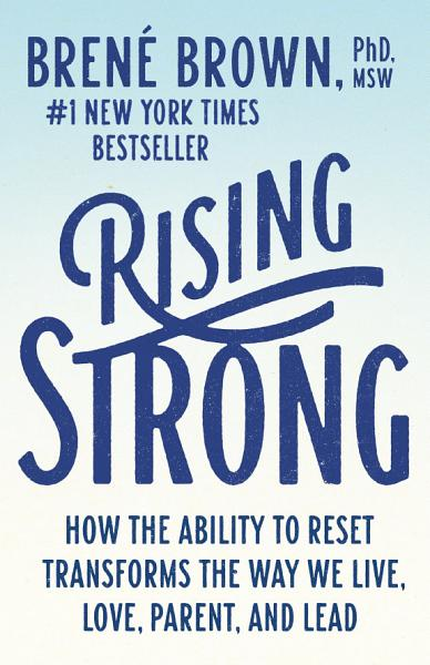 Download Rising Strong Book