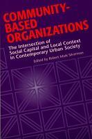 Community based Organizations PDF