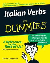 Italian Verbs For Dummies