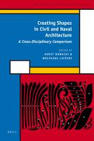 Creating Shapes in Civil and Naval Architecture PDF