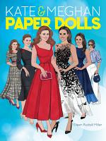 Kate and Meghan Paper Dolls PDF