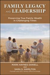 Family Legacy And Leadership Book PDF