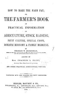 How to Make the Farm Pay Book