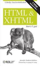 HTML   XHTML kurz   gut PDF