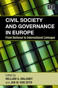 Civil Society and Governance in Europe PDF