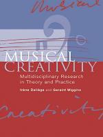 Musical Creativity PDF