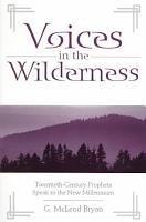 Voices in the Wilderness PDF