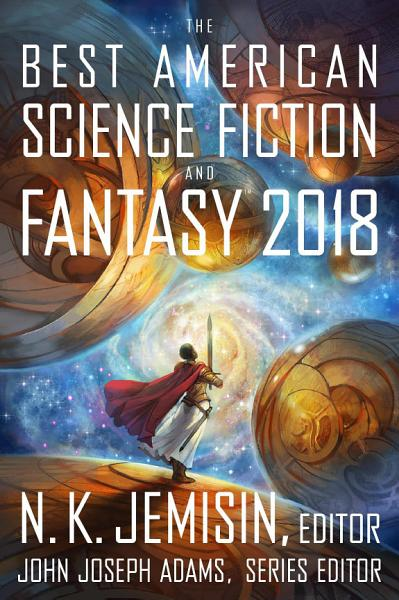 Download The Best American Science Fiction and Fantasy 2018 Book