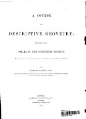 A Course in Descriptive Geometry