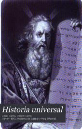 Historia universal: Tiempos antiguos, Volumen 1
