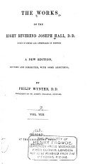 The Works of the Right Reverend Joseph Hall PDF
