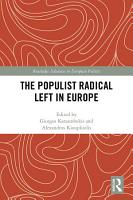 The Populist Radical Left in Europe PDF