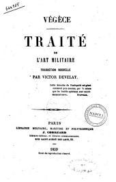 Traité de l'art militaire Végèce