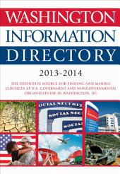 Washington Information Directory: 2013-2014
