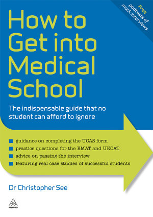 How to Get Into Medical School PDF