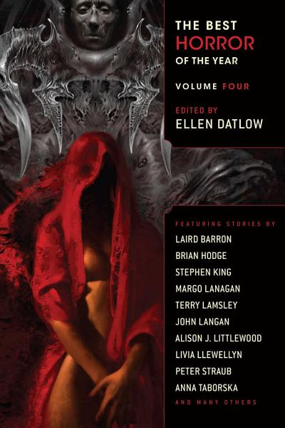 Download The Best Horror of the Year Book
