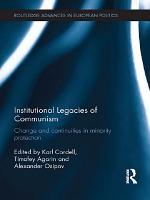 Institutional Legacies of Communism PDF