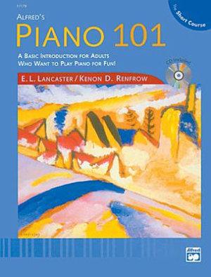 Alfred's Piano 101