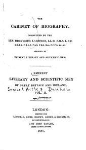 Eminent Literary and Scientific Men of Great Britain and Ireland: William Shakespear. Ben Johson. Philip Massinger