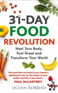The 31 Day Food Revolution Book