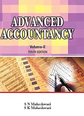 Advanced Accountancy Volume II  10th Edition