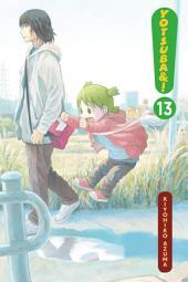 Yotsuba&!: Volume 13