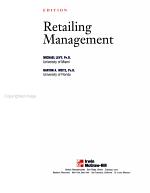 Retailing Management PDF